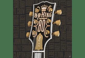 B.B. King - B.B.King & Friends-80  - (CD)