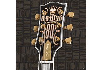 B.B. King - B.B.King & Friends-80 - (CD)