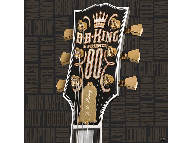 - B.B. King and Friends CD