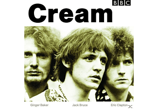 The Cream - Bbc Sessions [CD]