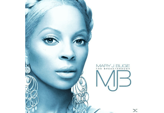 Mary J. Blige - The Breakthrough (New Version)  - (CD)