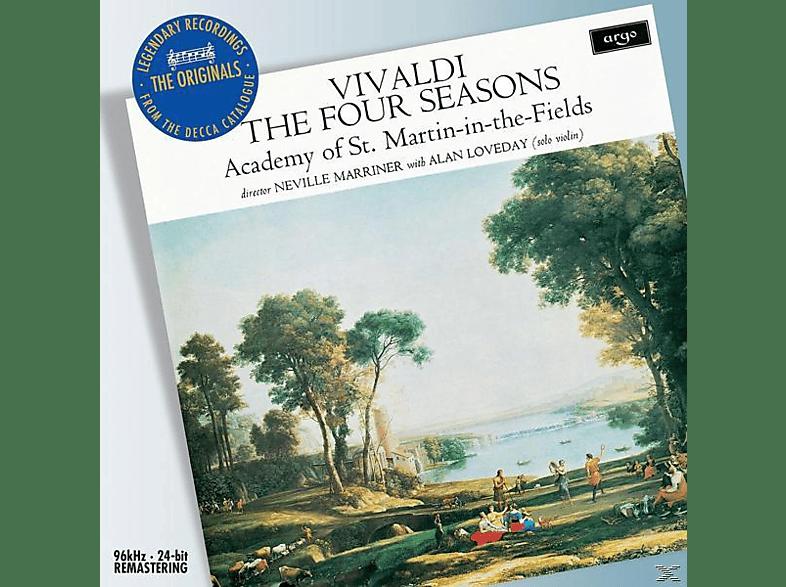 Sir Neville Marriner, Loveday,Alan/Marriner,Neville/AMF - Die Vier Jahreszeiten [CD]
