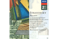 Royal Concertgebouw Orchestra, Riccardo/cgo Chailly - Ballette [CD]