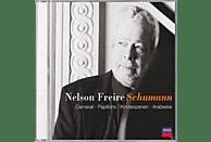 Nelson Freire - CARNAVAL/PAPILLIONS/KINDERSZENEN/ARABESKE [CD]