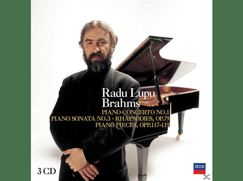 Lpo, Radu Lupu, Edo De Waart - Klavierkonzert 1/Klaviersonaten/+ [CD]