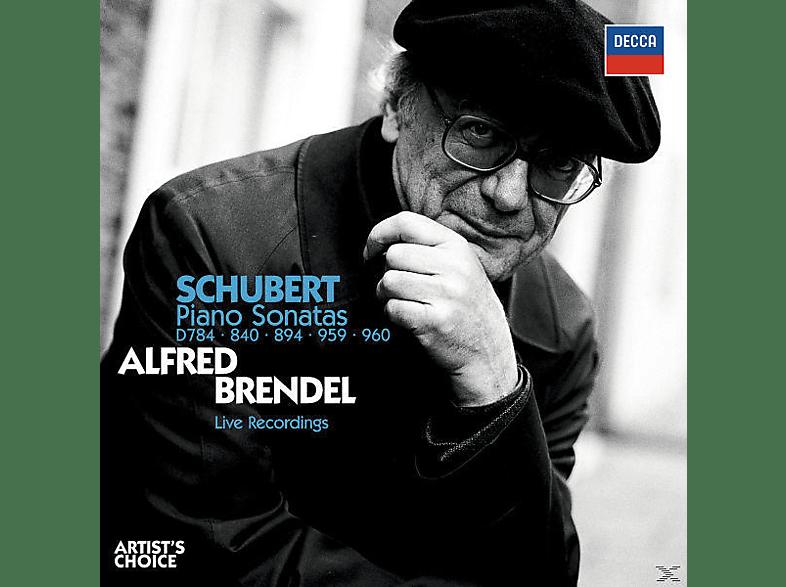Alfred Brendel - Brendel Spielt Schubert [CD]