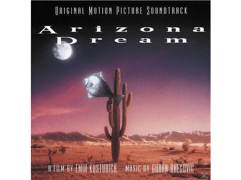 Iggy Pop, OST/Bregovic,Goran/Pop,Iggy - ARIZONA DREAM [CD]