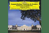 Eco, Yepes/Navarro/ECO - Concierto De Aranjuez/Fantasia [CD]