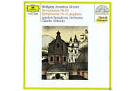 VARIOUS, Claudio/lso Abbado - Sinfonien 40, 41 [CD]