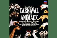 Nelson Freire, Martha Argerich, Isabelle Van Keulen - Der Karneval Der Tiere/+ [CD]