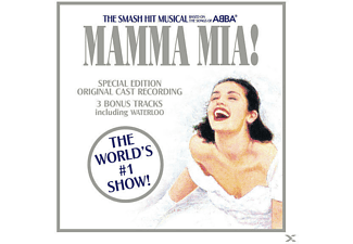 Michael Kosarin, MUSICAL/ORIGINAL CAST - MAMMA MIA! (NEW VERSION)  - (CD)