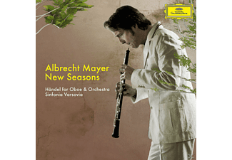 The Sinfonia Varsovia, Mayer,Albrecht/Gauci-Ancelin,Matthieu/SIVA - New Seasons: Händel Für Oboe Und Orchester  - (CD)