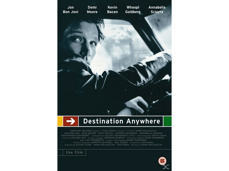 Bon Jovi - Destination Anywhere [DVD]