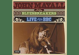 J&the Bluesbreakers Mayall, John Mayall - Live At The Bbc  - (CD)