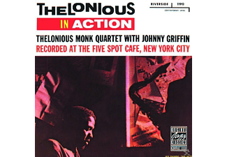 Thelonious Monk - THELONIOUS IN ACTION - (CD)