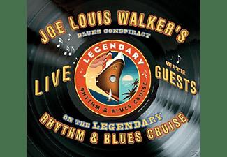 Joe Louis Blues Conspiracy Walker - Live On The Legendary Rhythm & Blues Cruise  - (CD)