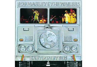 Bob Marley, Bob Marley & The Wailers - Babylon By Bus - (CD)