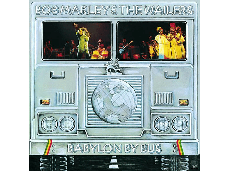 Bob Marley, Bob Marley & The Wailers - Babylon By Bus [CD]