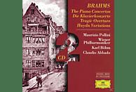 VARIOUS, Pollini/Böhm/Abbado/WP - Klavierkonzerte 1+2/Haydn-Variationen [CD]
