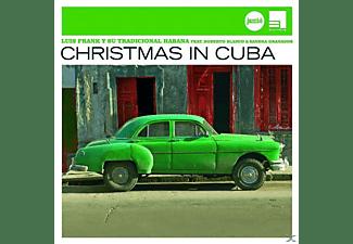 Sandra Granados, Luis & Su Tradicional Habana Frank - Christmas In Cuba (Jazz Club)  - (CD)