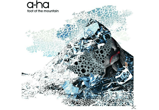 A-Ha - FOOT OF THE MOUNTAIN - (CD)