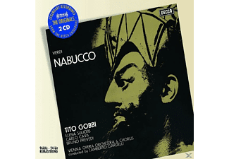 Owst, T. Gobbi, B. Prevedi, L. Gardelli, Gobbi,T./Prevedi,B./OWST/Gardelli,L./+ - Nabucco (Ga)  - (CD)