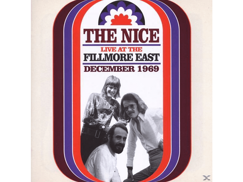 The Nice - Fillmore East 1969-Remaster [CD]