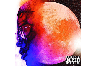 Kid Cudi - MAN ON THE MOON - END OF DAY  - (CD)