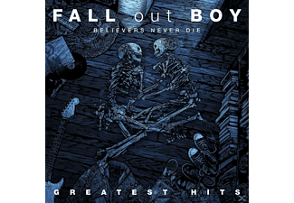 Fall Out Boy - Believers Never Die-The Greatest Hits CD