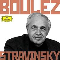 Bp, Cso, Co, Boulez, Boulez/BP/CSO/CO/+ - Boulez Conducts Stravinsky - [CD]
