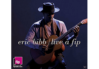 Eric Bibb - LIVE A FIP  - (CD)