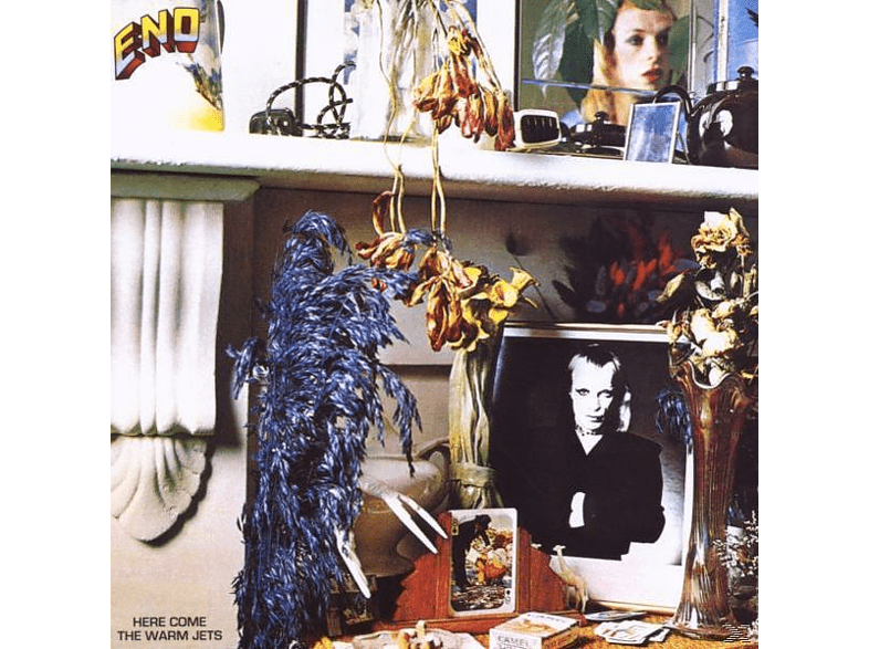 Brian Eno - Here Come The Warm Jets-Remaster 2004 CD