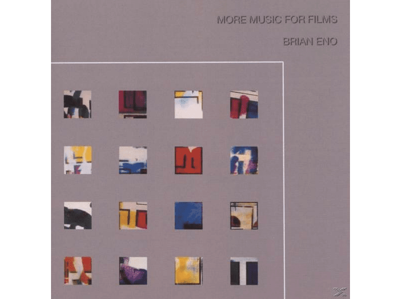 Brian Eno - More Music For Films CD