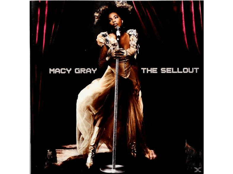Macy Gray - The Sellout [CD]