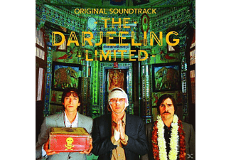 VARIOUS, OST/VARIOUS - The Darjeeling Limited  - (CD)