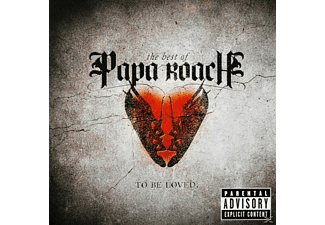 Papa Roach TO BE LOVED - THE BEST OF PAPA ROACH CD