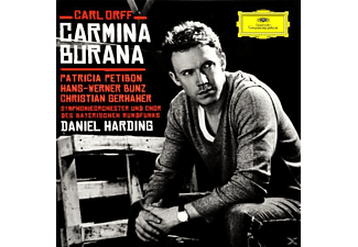 HARDING,DANIEL & PETIBON,P., Petibon,P./Harding,D. - Carmina Burana  - (CD)