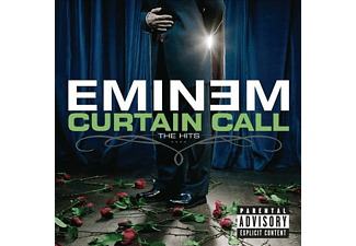 Eminem - CURTAIN CALL - THE HITS  - (CD)