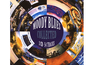 The Moody Blues - Collected  - (CD)