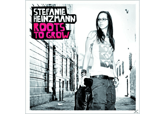 Stefanie Heinzmann - ROOTS TO GROW  - (CD)