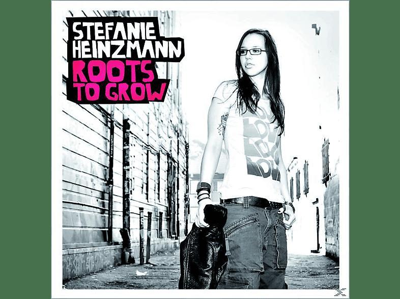 Stefanie Heinzmann - ROOTS TO GROW [CD]