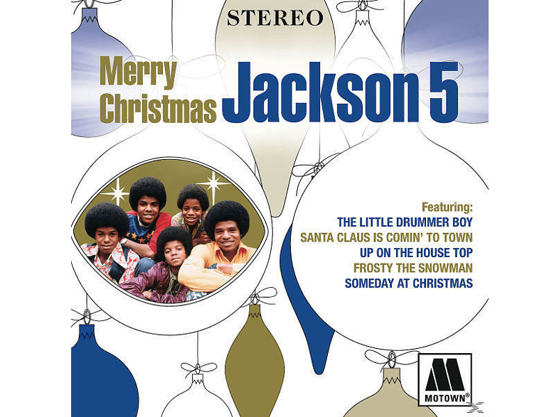 The Jackson 5 - Merry Christmas [CD]