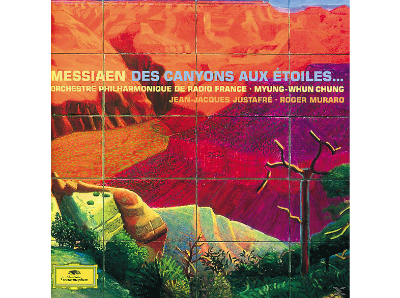 Onf, Myung-whun Chung, Myung-whun/onf Chung - Des Canyons Aux Etoiles [CD]