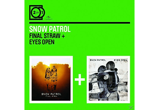 Snow Patrol - 2 For 1: Final Straw/Eyes Open - (CD)