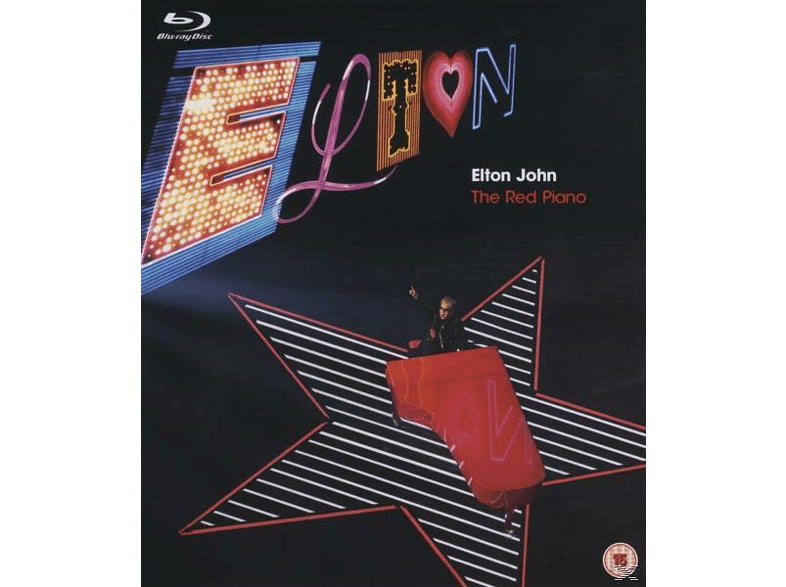 Elton John - The Red Piano [Blu-ray]