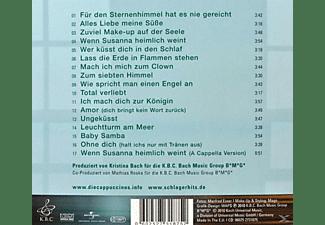 Die Cappuccinos - Ungeküsst  - (CD)