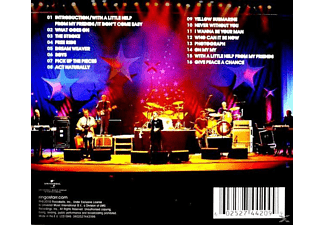 Ringo And His All Starr Band Starr - Live At The Greek Theatre 2008  - (CD)