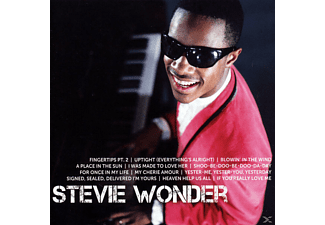 Stevie Wonder - Icon - (CD)