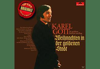 Karel Gott - Weihnachten In Der Goldenen Stadt (Originale)  - (CD)