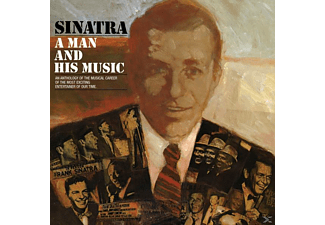 Frank Sinatra - A Man And His Music  - (CD)